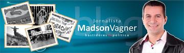 Jornalista Madson Vagner