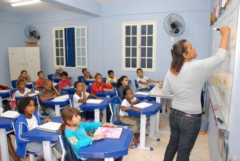 Ldb quantidade de alunos por sala na educação infantil
