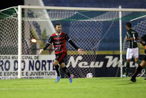 f38257f3cc Icasa perde para o Guarany de Sobral e está fora da Fares Lopes