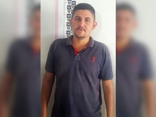 Homem natural de Acopiara acusado de vários delitos em Icó é preso no Rio Grande do Norte