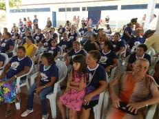 Integrantes do SCFV de Aurora participarão de confraternização natalina nos dias 6, 7 e 8, no CSU