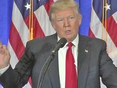 Trump assumirá cargo com taxa de aprovação mais baixa entre presidentes recentes
