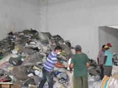 Documentos do arquivo público de Quixadá são encontrados em estado de abandono