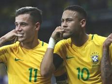 Coutinho diz que Ronaldinho é melhor jogador que viu e se espelha em Neymar