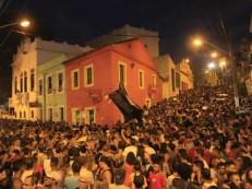 Moradores de Olinda assustados com a violência nas prévias de Carnaval