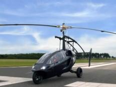 Carros voadores devem chegar às lojas em 2018