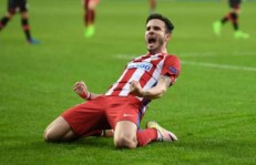 Atlético de Madrid vence Leverkusen e abre boa vantagem