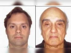 Pai e filho alvos da Lava Jato presos em Miami desembarcam em Brasília