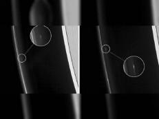 Sonda da Nasa tira fotos de estrutura misteriosa nos anéis de Saturno