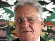 FHC aconselha Doria sobre candidatura em 2018