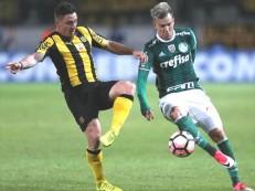 Conmebol denuncia Felipe Melo, Palmeiras, Peñarol e três uruguaios por pancadaria