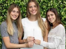 Amigas criam canudo inovador que detecta drogas na bebida