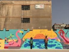 Grafiteiros de Curitiba criam o maior mural urbano já feito
