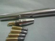 Homem é preso em Maracanaú com caneta que atira. Bala é considerada letal