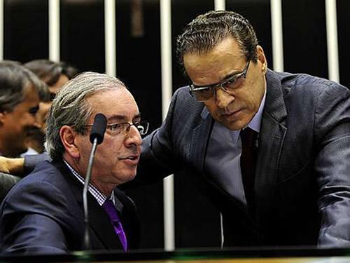 Justiça nega liberdade aos ex-deputados Henrique Alves e Eduardo Cunha