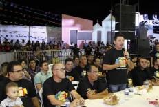 Prefeito Zé Helder firma compromisso de realizar durante a gestão o Festejo Várzea Alegre Junina