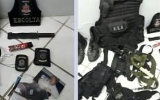 PMs presos por integrar milícia em PE praticaram atentados contra oficiais, diz polícia