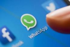 Nove entre dez internautas brasileiros usam o WhatsApp, diz pesquisa