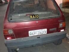 Em uma semana 11 veículos foram roubados no Cariri e apenas quatro recuperados