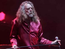 Robert Plant lança single de novo álbum solo