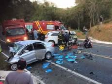 Vereador morre em acidente de carro na Bahia