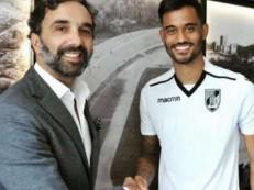 Zagueiro brasileiro troca de clube em Portugal e vai jogar a Liga Europa
