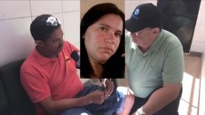 Preso comerciante que matou ex-mulher com tiro de escopeta em Farias Brito alegando traição