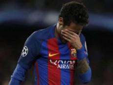 Neymar ficou surpreso com ação do Barcelona contra ele
