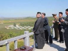 C. do Norte reforça defesas após aproximação de bombardeiros
