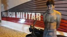 Acusado de assaltar lanchonete em frente ao fórum de Icó é preso