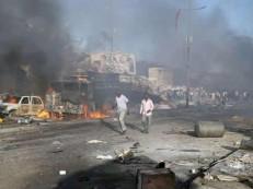 Número de mortos em pior ataque na Somália passa de 300