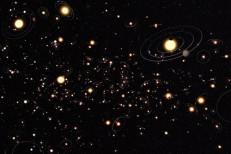 Ondas gravitacionais são detectadas em estrelas de nêutrons
