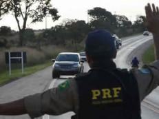 PRF registra mais de mil acidentes em rodovias federais no feriado