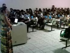 Estudantes de Barbalha recebem reforço para a Prova Brasil e Spaece