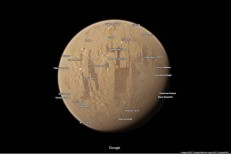 Google Maps cria recurso para explorar outros planetas e luas