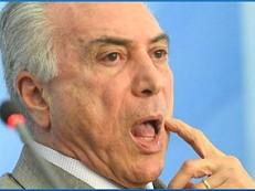Pré-votação de denúncia, Temer garante mais R$ 800 milhões em emendas