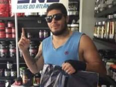Brasileiro é suspenso por doping antes de 1ª luta no UFC