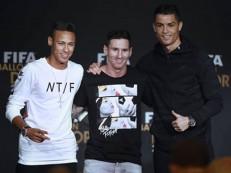 Repaginado, Melhor do Mundo Fifa tem Neymar