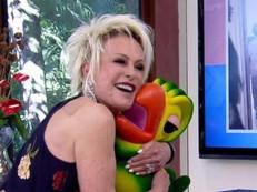 Ana Maria Braga nega ter enfrentado novo câncer de pele: ´Estou muito bem´