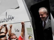 Manifestantes preparam protesto contra Lula no Vale do Aço