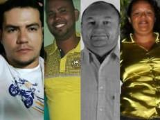 Fim de semana com 10 mortes violentas no Cariri incluindo seis homicídios e três em acidentes