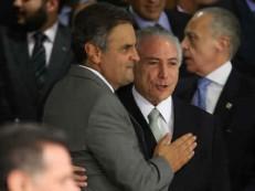Senadores pró-Aécio somam R$ 314 milhões em emendas