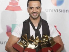 ´Despacito´ conquista quatro prêmios no Grammy Latino