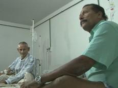Irmãos que não se viam há cerca de 50 anos se reencontram por acaso em hospital em Maceió