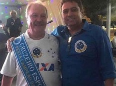 Dirigente do Cruzeiro responde acusações de ameaça de morte
