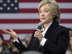 Hillary Clinton crê que os EUA não estão preparados para o impacto das IAs