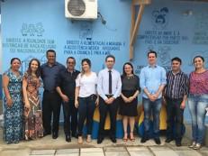 Casa de Acolhimento Noales Filgueira Duarte é apresentada após reforma