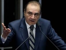 Presidente do DEM, senador Agripino Maia vira réu por corrupção