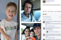 Família é encontrada morta junto com destroços de avião que caiu em mata de MT, diz FAB