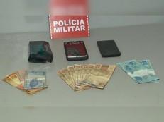 Trio é preso após invadir casa e fazer família refém em Santa Rita, na PB